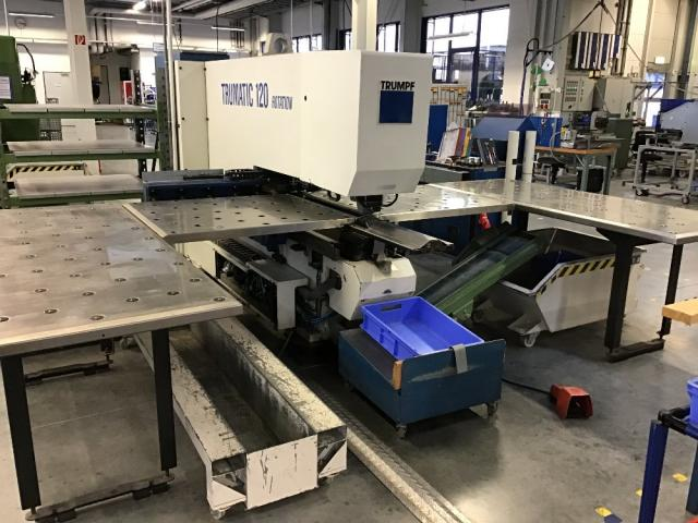 Other machines - stamping machines - TC 120 R