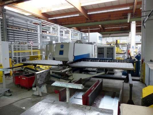 Ostatné stroje - vysekávacie stroje - TC 500R -1600