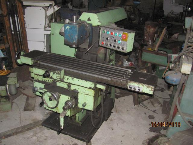 Milling machines - universal - FGU 32