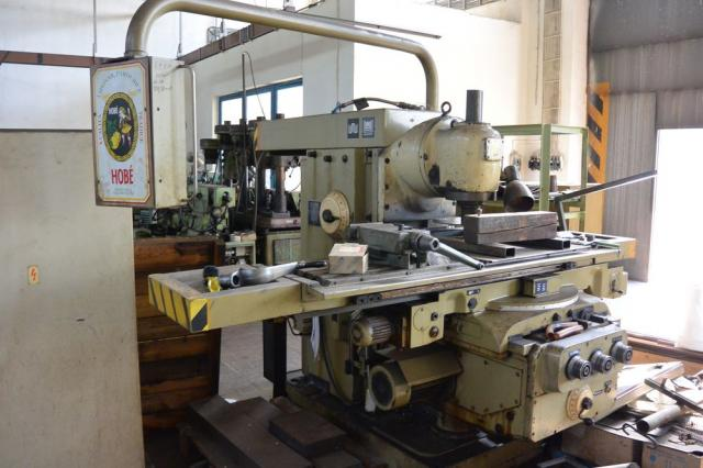 Milling machines - universal - FU 400 2/PS