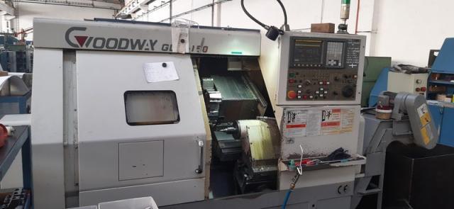 Soustruhy - CNC - GLS 150 CNC