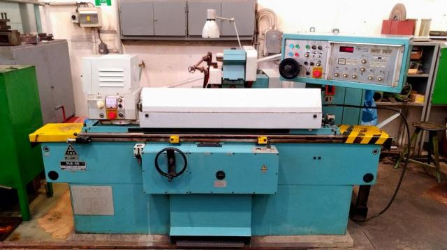 Grinding machines - centre - BUA 25/1000