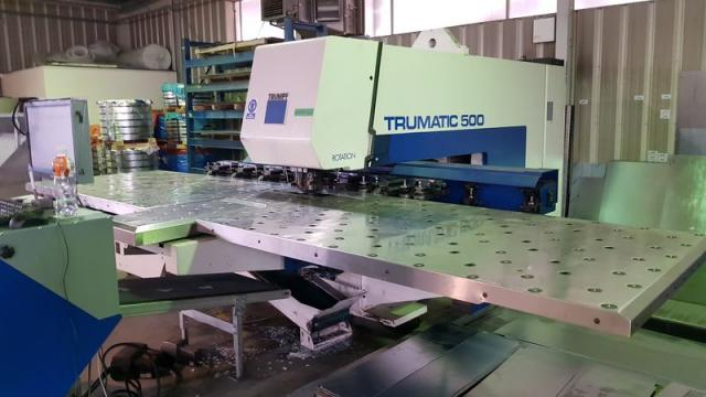 Other machines - stamping machines - TC 500