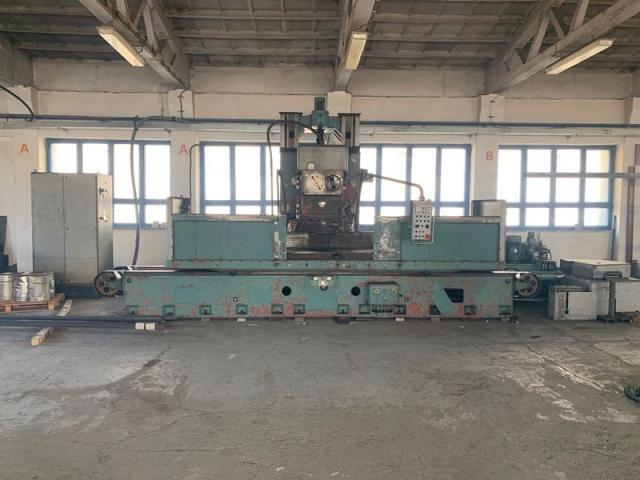 Grinding machines - surface - BPV 80A/2000 P1
