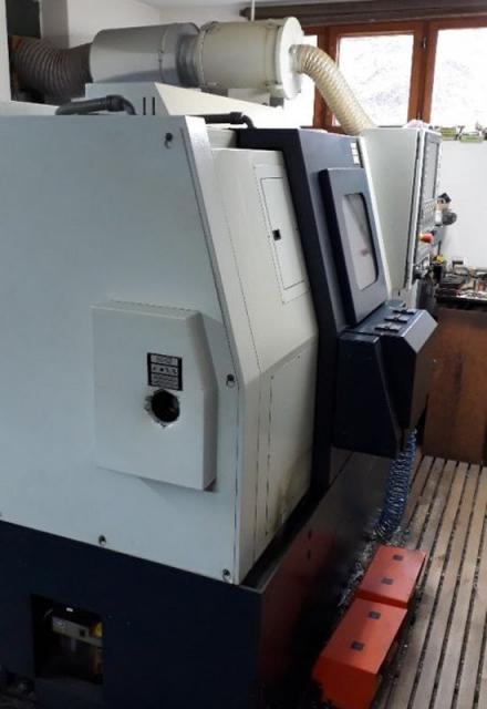 Soustruhy - CNC - TC 400 52MC