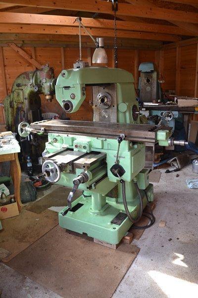 Milling machines - horizonal - FA 3H