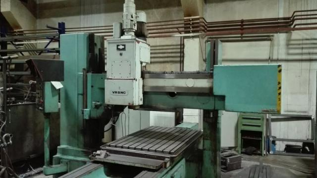 Drilling machines - radial - VR 5NC