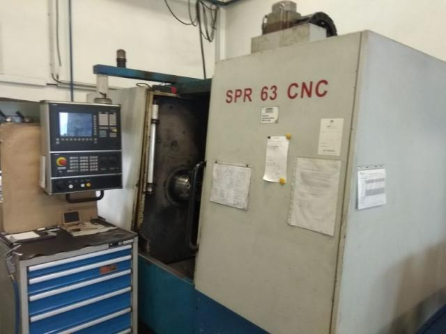 Soustruhy - CNC - SPR 63 CNC