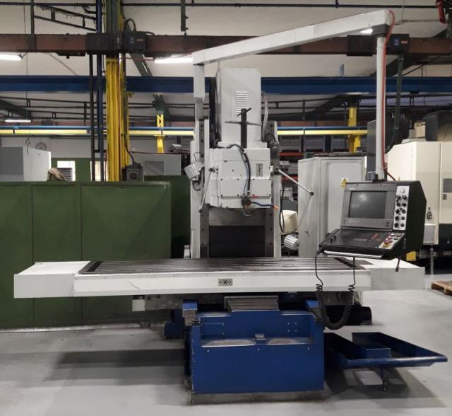 Milling machines - CNC - FC 63V