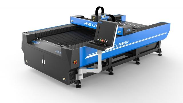 Flame cutting machines - lasers - HS-F2513C