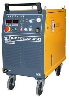 Pálící stroje - plasmy - FineFocus 450