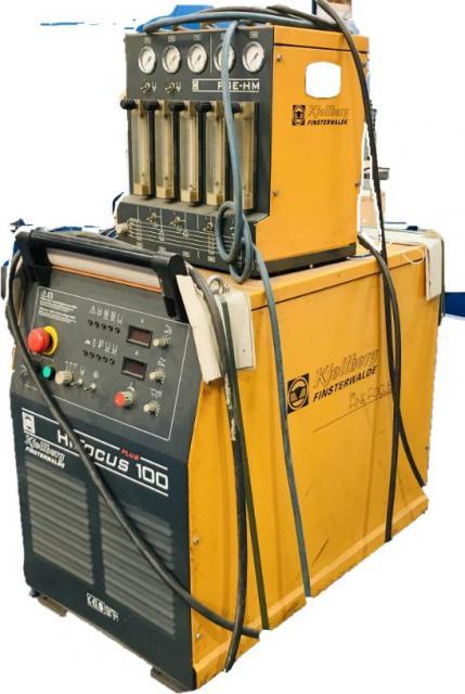Flame cutting machines - plasmas - HiFocus 100