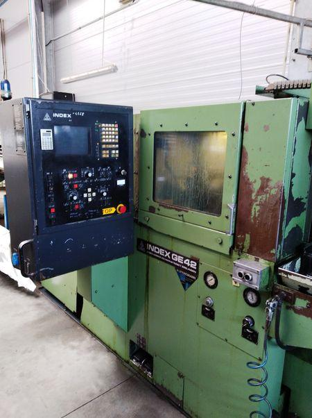 Lathes - automatic - GE 42