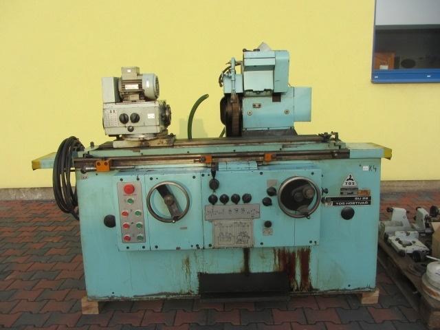 Grinding machines - centre - BU 28/630