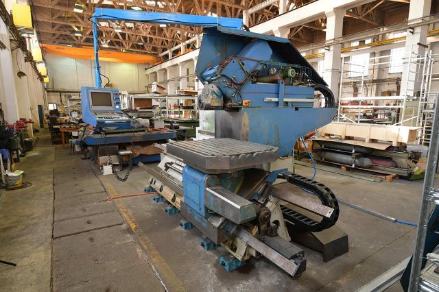 Milling machines - CNC - UFZ 3007
