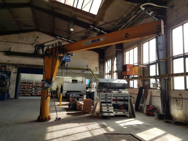 Other machines - cranes - ABUS VS 406