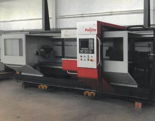Sústruhy - CNC - STH 400 105 x 3000