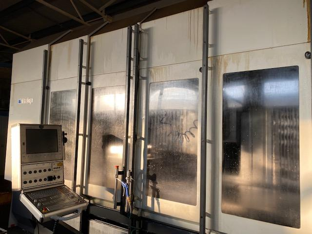 Machining centres - vertical - VHC3-XTS