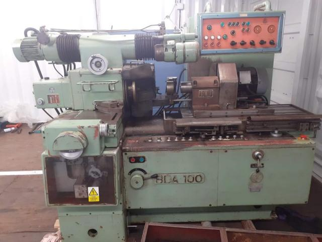 Grinding machines - internal - BDA 100