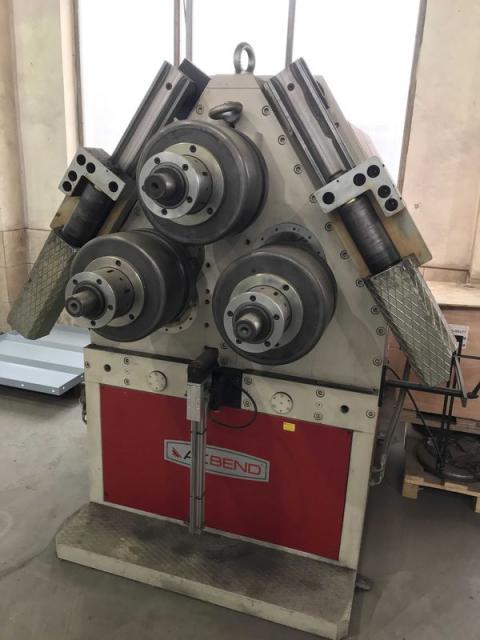 Bending rolls - profile - APK 121