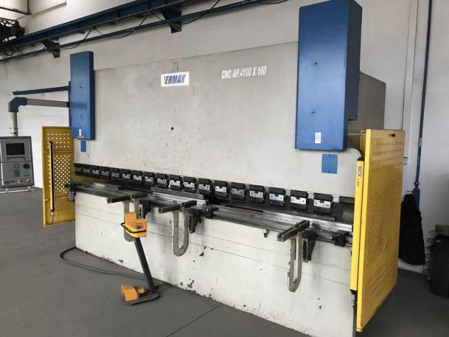 Presses - brake - AP 4100/160