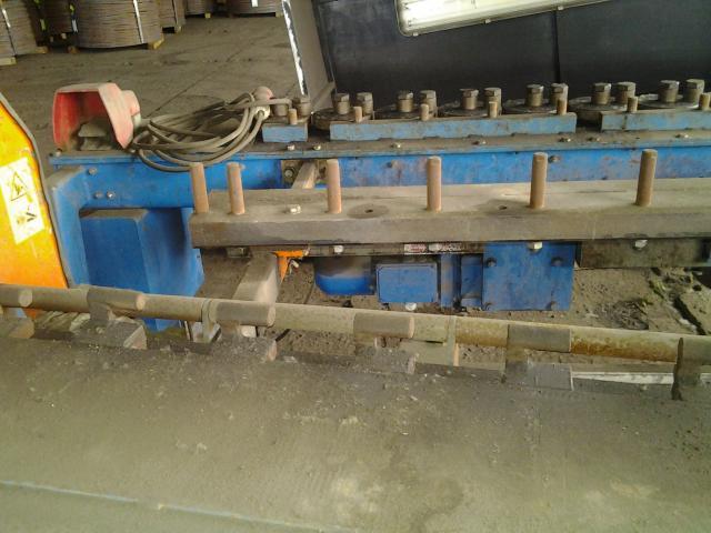 Ostatné stroje - ostatné - Ohýbačka betonářské oceli KSE 323 S