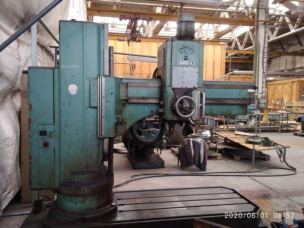 Drilling machines - radial - VR 5A