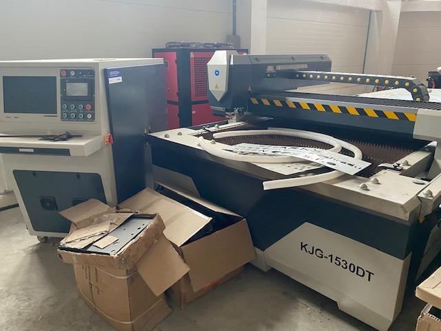 Páliace stroje - lasery - KJG - 1530DT