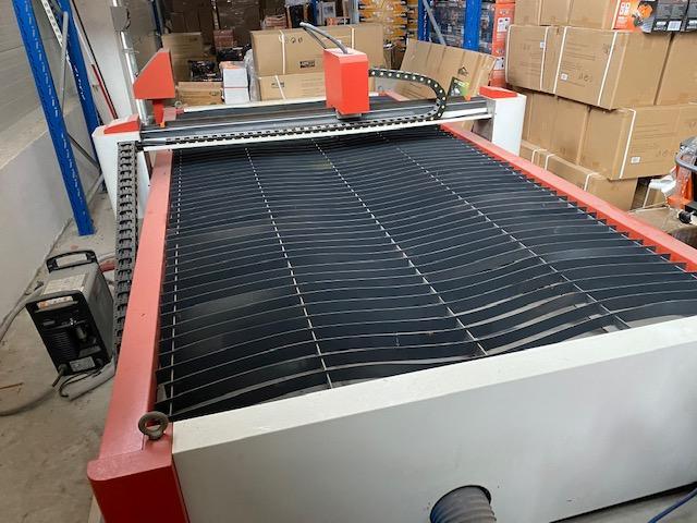 Pálící stroje - plasmy - GSII-3015TD
