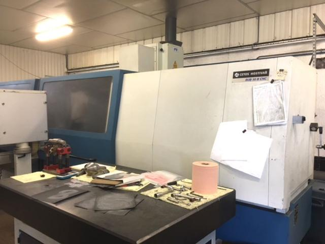 Grinding machines - centre - BUB 50A/2000