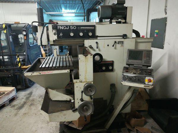 Milling machines - tool - FNGJ 50
