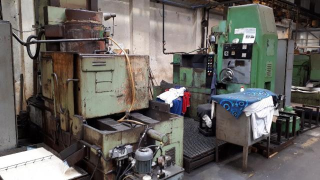 Grinding machines - surface - 3D 756