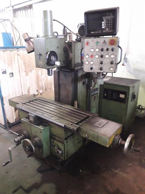 Milling machines - universal - FGS 25/32