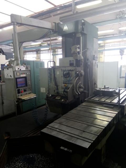 Milling machines - CNC - FKH 80A