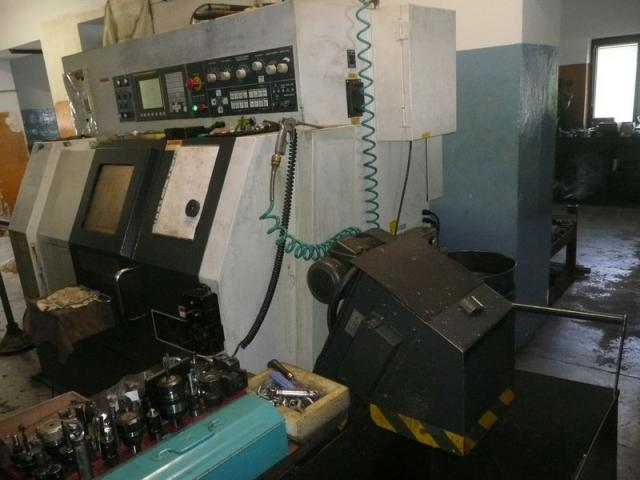 Sústruhy - CNC - FTC 10