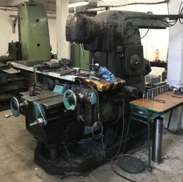 Milling machines - horizonal - FA 5H