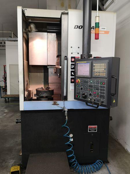 Sústruhy - CNC - Puma V 400
