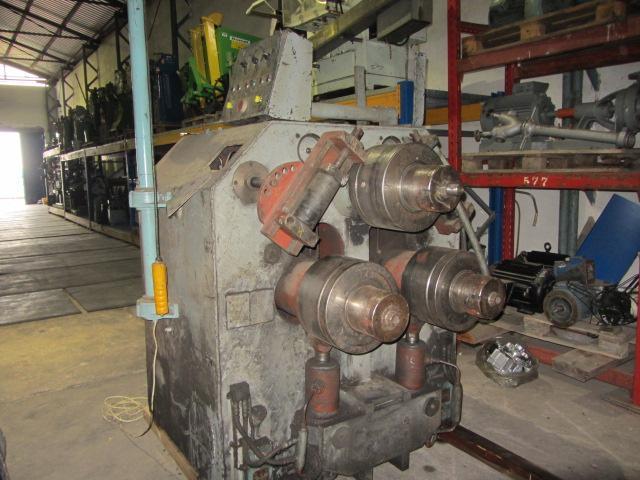 Zakružovačky - profilu - TS 320