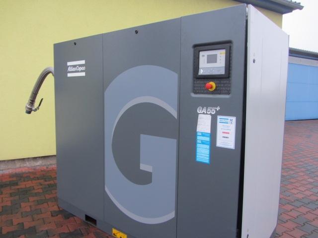Ostatní stroje - ostatní - Kompresor GA55P