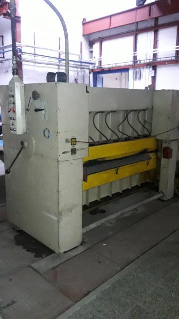 Ostatné stroje - rovnačky - UBR 2 x 1600