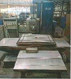 Horizontální vyvrtávačky - stolové - WH 10 NC