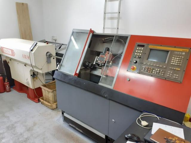 Sústruhy - CNC - Emcoturn 320