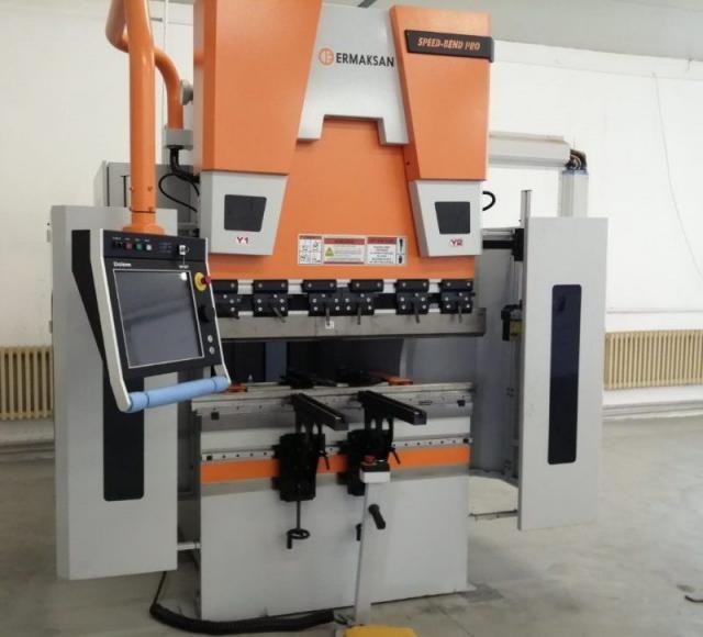 Presses - brake - PB-PRO 1270-60