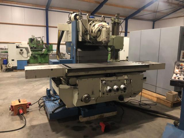 Milling machines - universal - FGS 63B