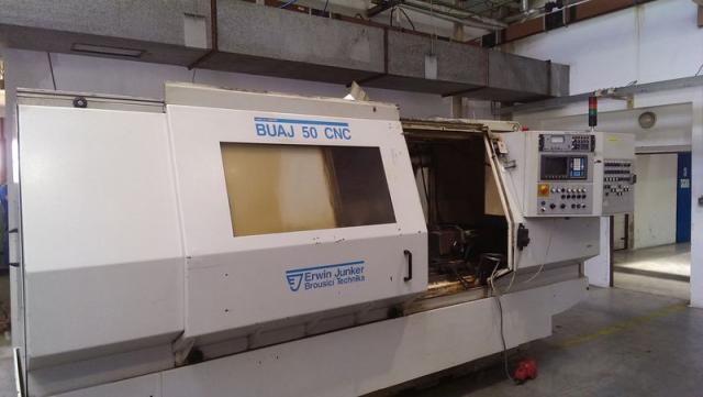 Brusky - hrotové - BUAJ 50 CNC