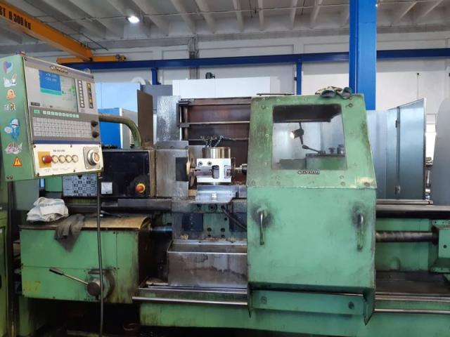 Sústruhy - CNC - SS 50 CNC