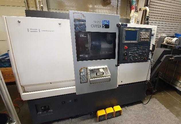Lathes - CNC - Cutex 160