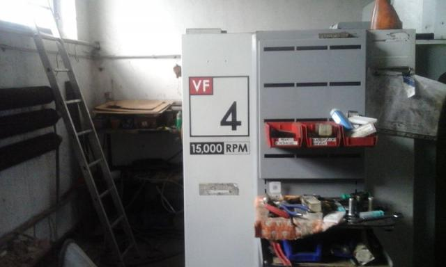 Machining centres - vertical - VF 4DHE