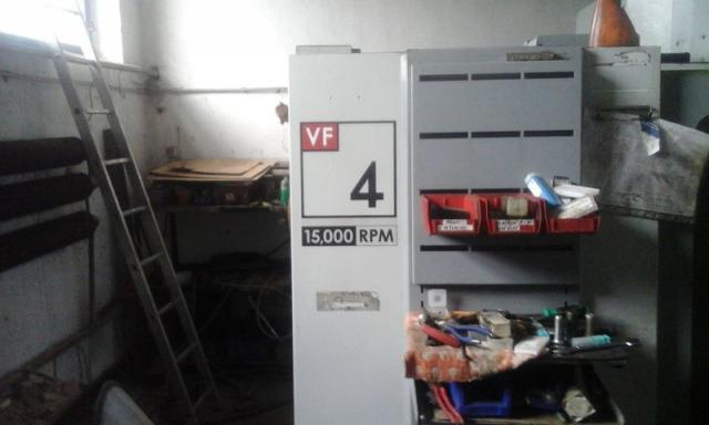 Obrábacie centrá - vertikálne - VF 4DHE