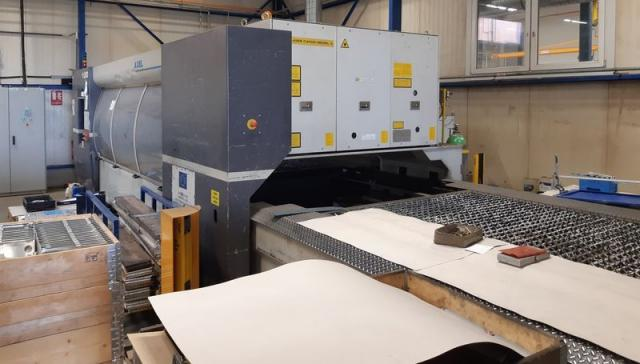Flame cutting machines - lasers - AXEL 3015 S